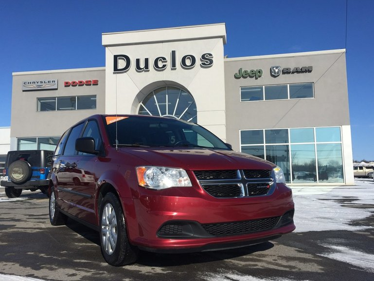 Dodge Grand Caravan SE*STOW&GO*CRUISE*V6* 2014