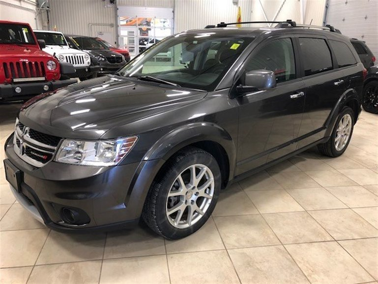 2016 Dodge Journey RT*AWD*7 PLACES*MAGS*CUIR*UCONNECT*