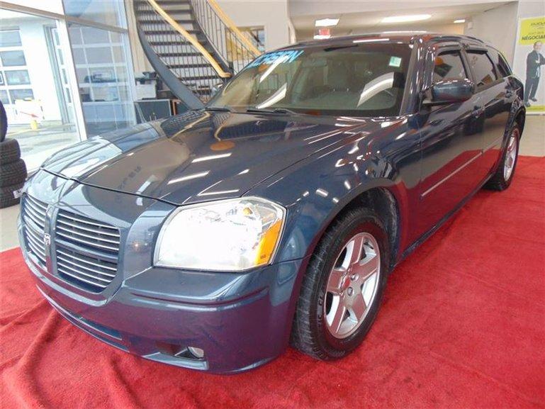 Auto Crédit Rive Sud Pre Owned 2007 Dodge Magnum Sxt For Sale In