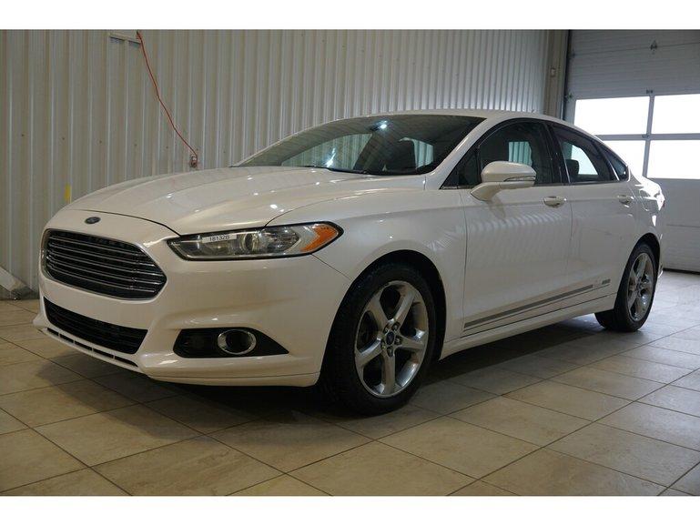 Ford Fusion SE*BANCS CHAUFF*AWD*MAGS 18*BLUETOOTH* 2013
