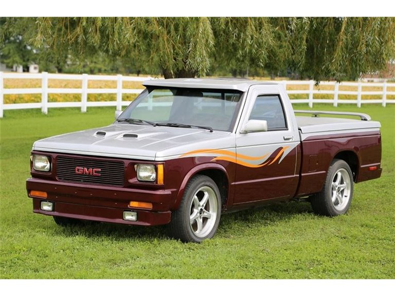 Auto Crédit Rive-Sud | Pre-Owned 1990 GMC S15 Pickup - for