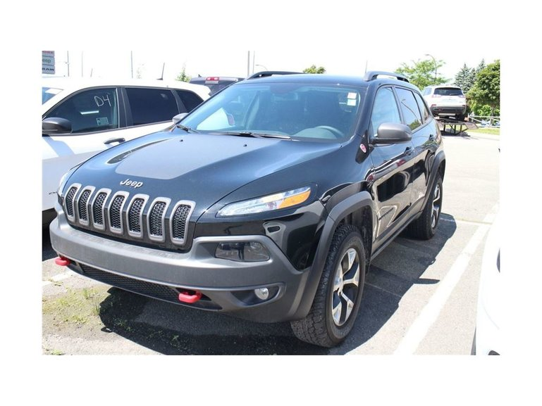Auto Crédit Rive-Sud | Pre-Owned 2018 Jeep Cherokee