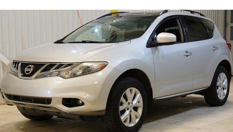 Nissan Murano SV*TOIT PANO*BLUETOOTH*CAMÉRA*BANCS CHAUFF*AWD* 2011