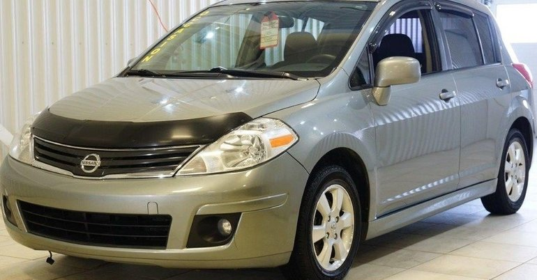 Nissan Versa 1.8 SL*TOIT OUVRANT*MAGS 15 PO*CRUISE* 2012