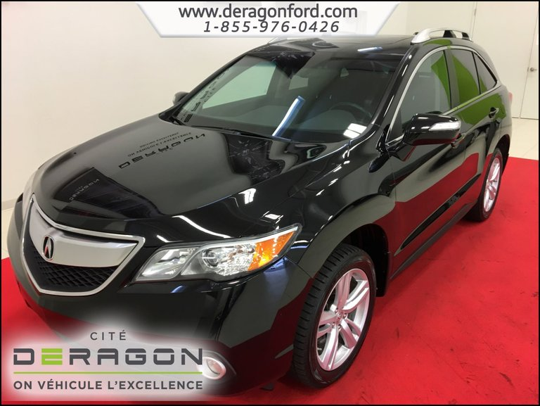 Acura RDX TECH PACK TOIT OUVRANT NAVIGATION 2014
