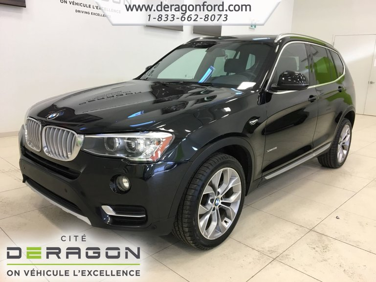 BMW X3 XDrive28i CAMERA NAVIGATION SENSOR ROUES 18P 2017