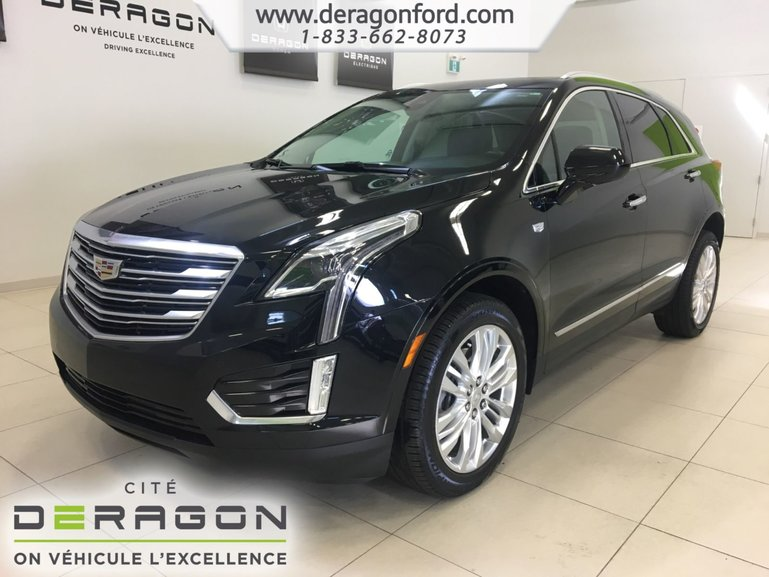 2017 Cadillac XT5 PREMIUM LUXURY AWD DEMARREUR NAV CAMERA ROUES 20