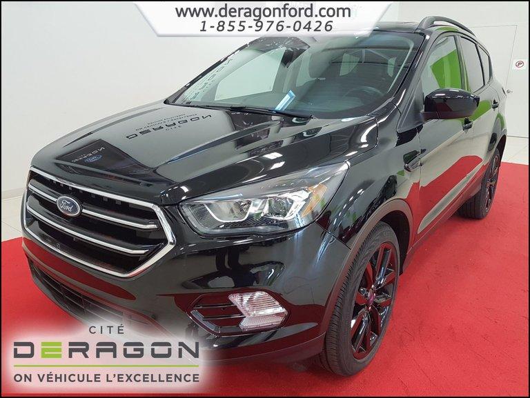2017 Ford Escape SE AWD TOIT PANO - NAV - MAGS 19P NOIR - SYNC 3