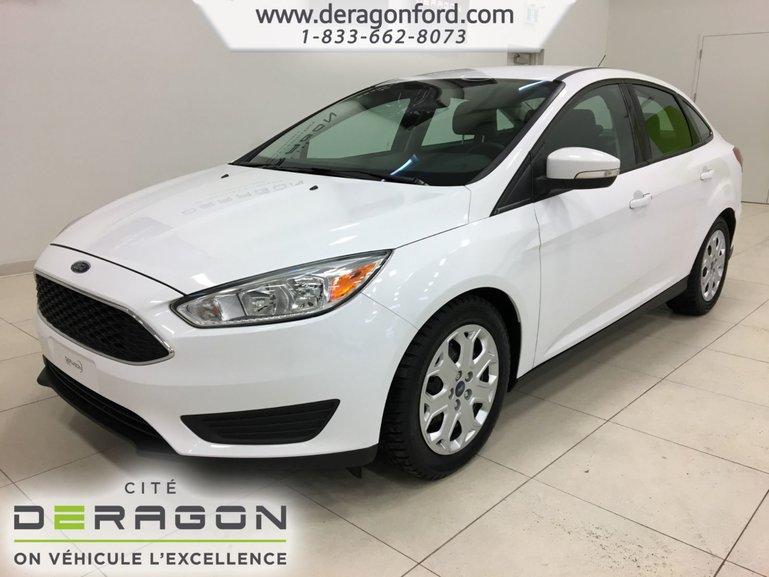 Ford Focus SE AUTOMATIQUE SIEGES CHAUFFANTS A/C 2015