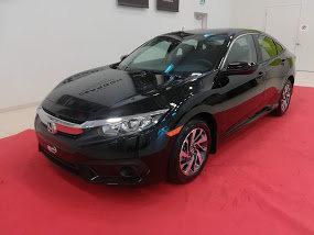2018 Honda Civic Sedan EX+90$/SEM.+HONDA SENSING+TOIT OUVRANT+DEMARREUR