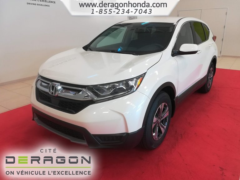 4 Roues Motrices >> Deragon Honda New 2019 Cr V Lx 4 Roues Motrices 1 5l Turbo 190 Ch