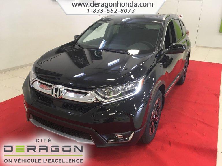 2019 Honda CR-V TOURING 4 ROUES MOTRICES 1.5L TURBO 190 CH