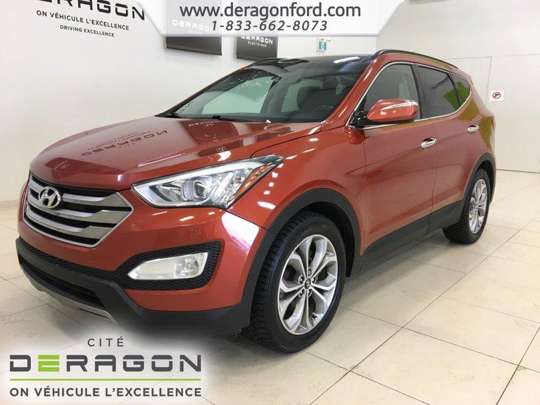 Deragon Honda Pre Owned 2015 Hyundai Santa Fe Sport