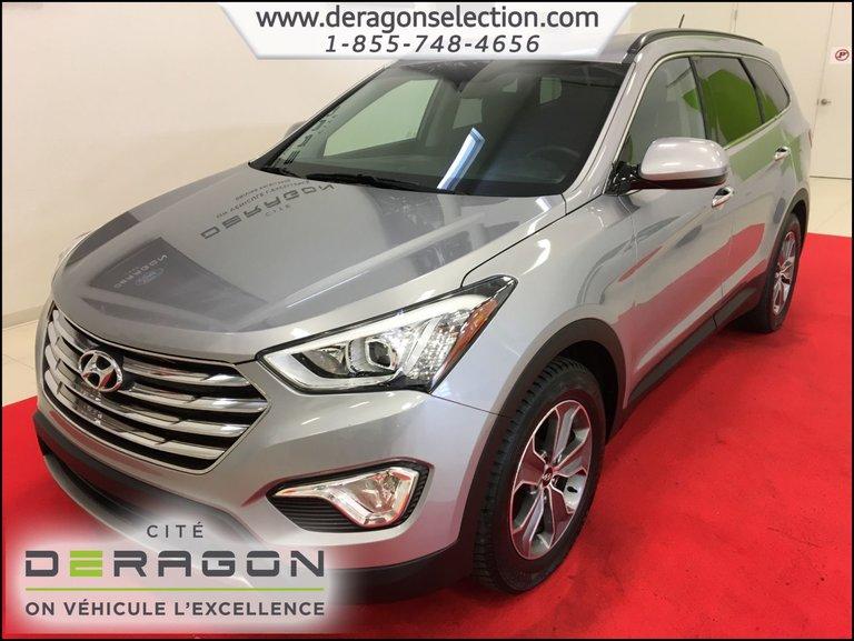 2016 Hyundai Santa Fe XL PREMIUM + CAMERA + GROUPE ELECTRIQUE + ROUES 18