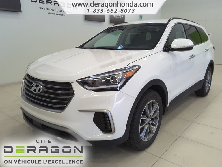 2019 Hyundai Santa Fe XL SE+AWD+7 PLACES+SIEGES ELECTRIQUE+VITRES TEINTEES+