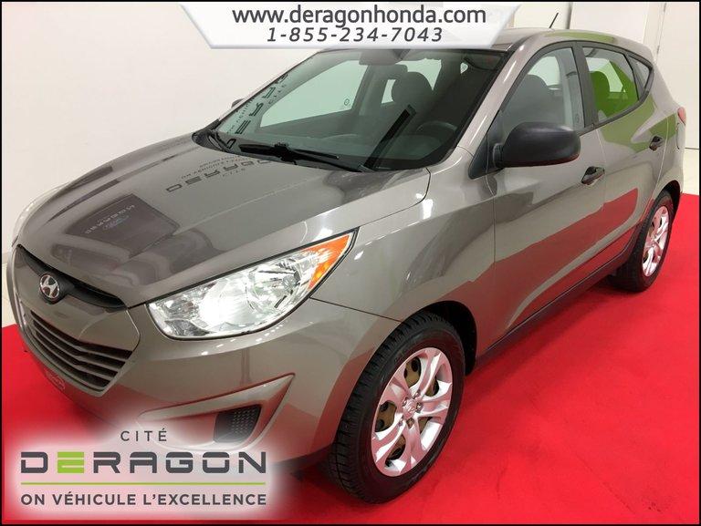 2011 Hyundai Tucson GL 2.4L + ATTELAGE REMORQUE + BLUETOOTH + A/C