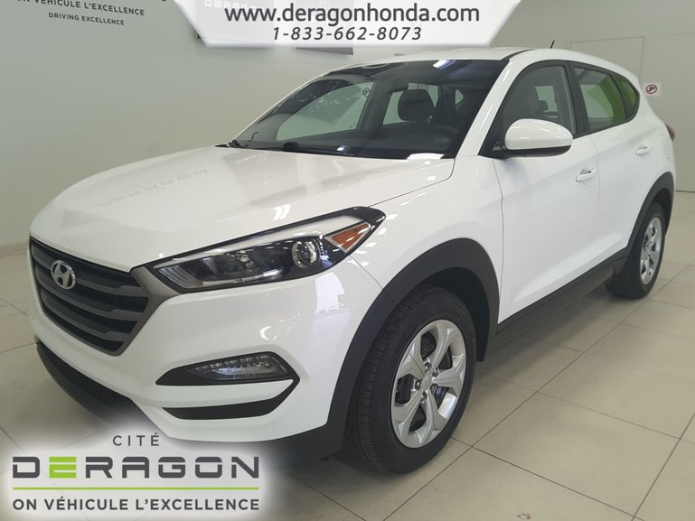 Hyundai Tucson SE+DEMARREUR+SIEGES CHAUFFANTS+BLUETOOTH 2016
