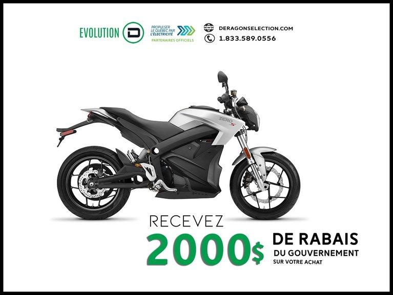 ZEROMOTORCYCLES S ZF7.2 2018