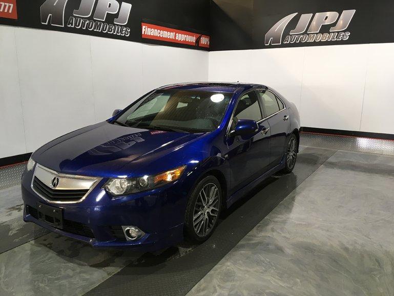 2013 Acura TSX A-SPEC PKG-CUIT-TOIT-MAG-JAMAIS ACCIDENTE