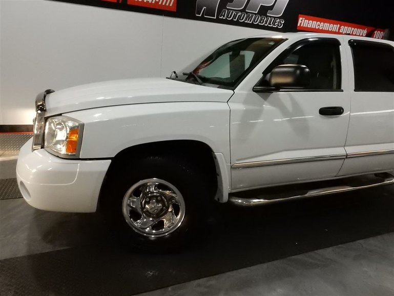 2007 Dodge Dakota SLT-A/C-RALLYE WHEELS-JAMAIS ACCIDENTE