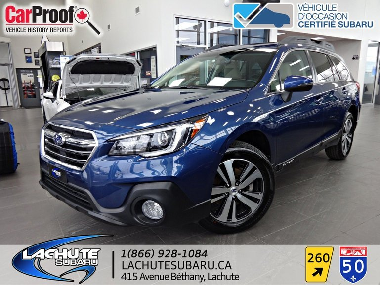 Subaru Outback Limited 2.5 2019
