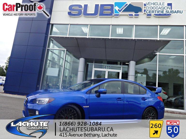 2015 Subaru Impreza WRX STI SPORT