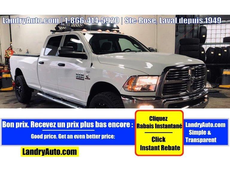 Ram 2500 Diesel For Sale >> Comfort Auto Credit Pre Owned 2015 Ram 2500 Slt Plus
