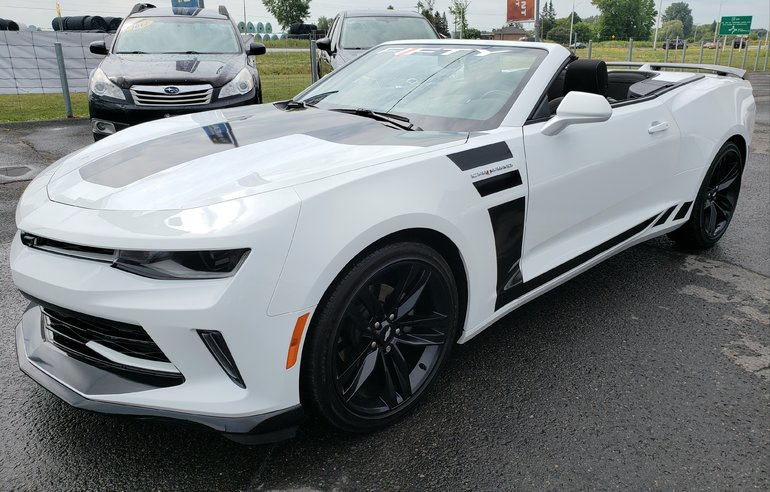 2017 Chevrolet Camaro 1LT RS  CONVERTIBLE SEULEMENT 5749KM