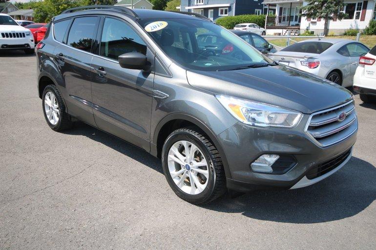 Ford Escape SE AWD  CAMERA  DE RECUL 2018