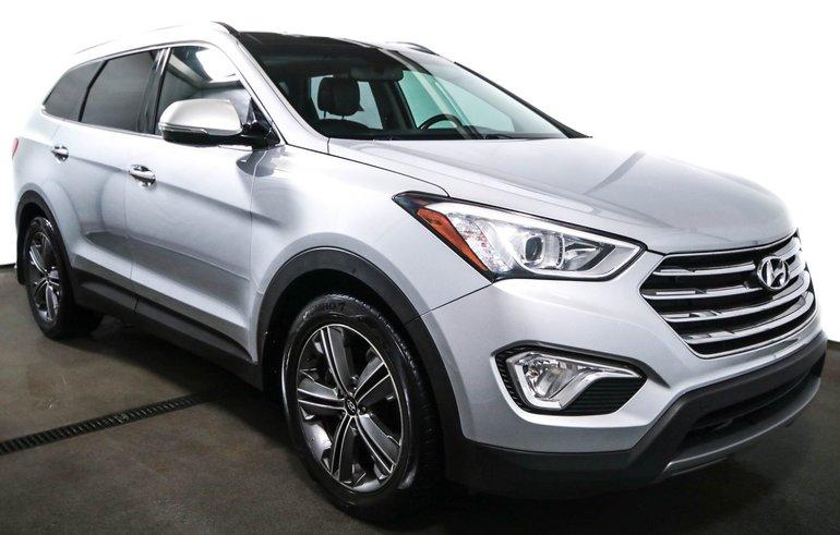 Nadeau Automobiles Pre Owned 2015 Hyundai Santa Fe Xl