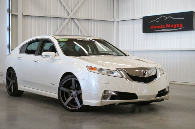 Acura TL A-Spec 2010