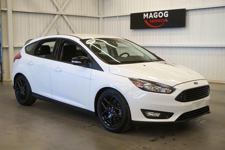 Ford Focus SE sport  . bluetooth , usb , air climatisé 2016