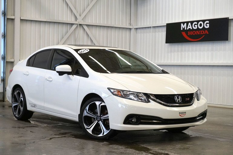 Honda Civic Si 2015