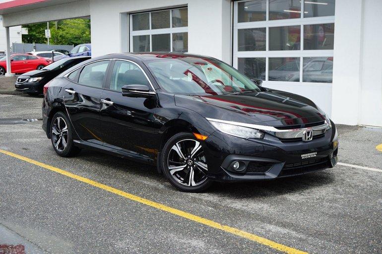 Honda Civic Touring 2016