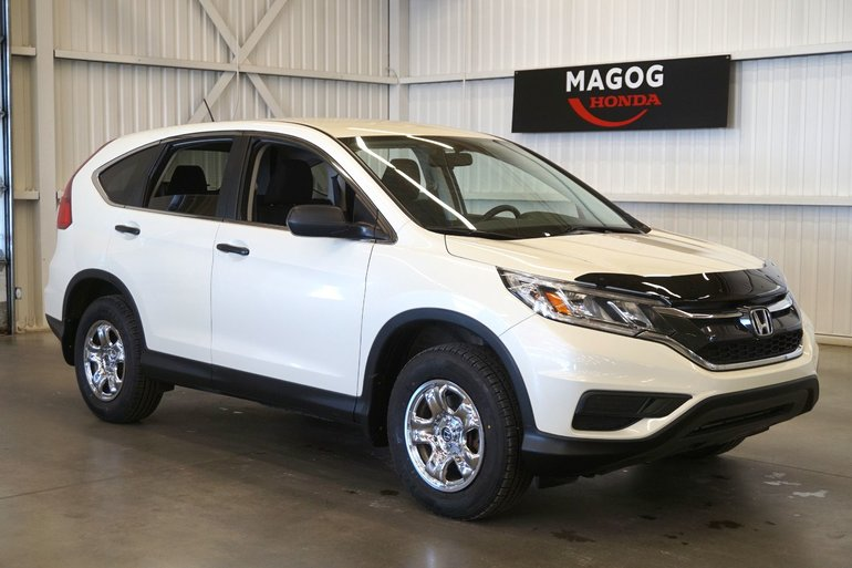 Honda CR-V LX 2wd bluetooth, air climatisé 2016