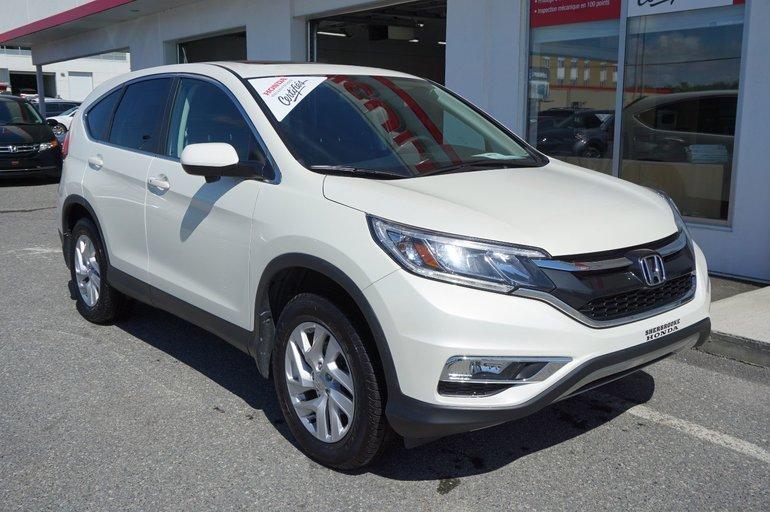 Honda CR-V EX, AWD, bluetooth, toit ouvrant 2016