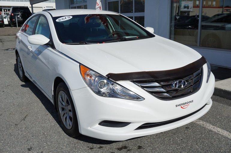 Hyundai Sonata GL, Bluetooth, Sièges et miroirs chauffants 2013