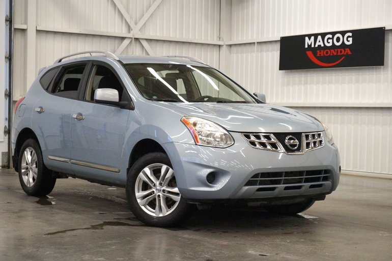 Nissan Rogue SV AWD (caméra de recul) 2013