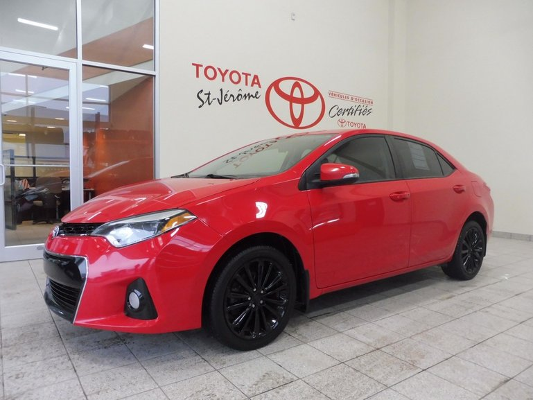 Toyota Corolla *** SPORT *** MAGS *** BLUETOOTH *** 2015
