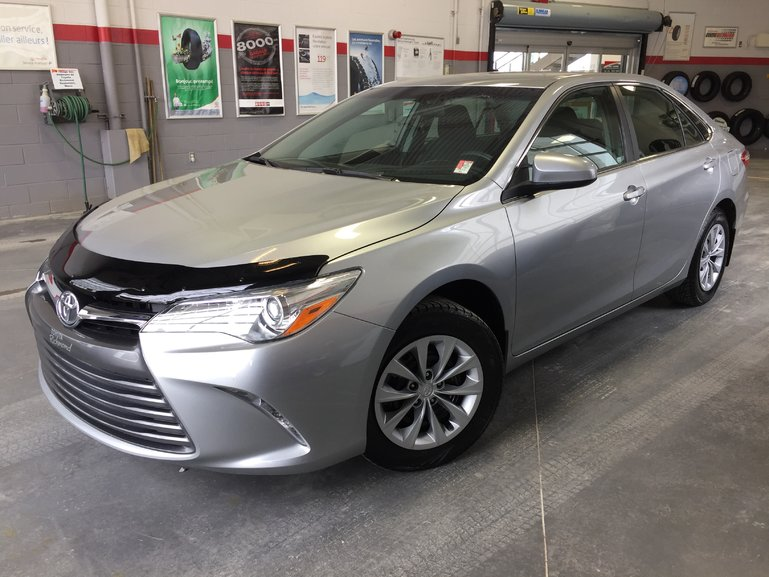 Toyota Camry LE 4 CyL. 2015