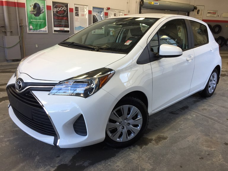 Toyota Yaris LE Gr:B *AUTOMATIQUE + CLIMATISEUR* 2017