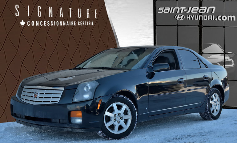 Cadillac CTS LUXE 2007