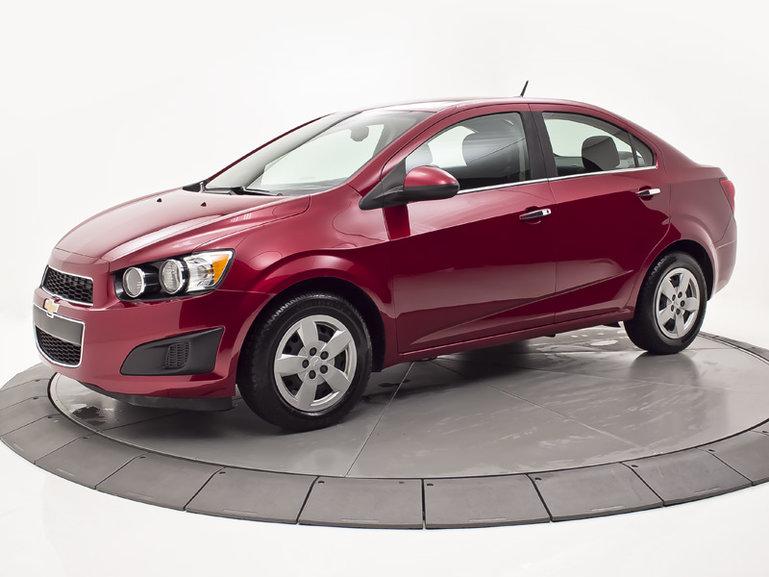 Chevrolet Sonic LT + AUTO, SIEGE CHAUFFANT, A/C + 2013
