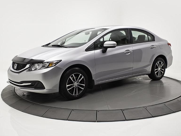 Honda Civic Sedan LX / MAGS, AUTO 2015