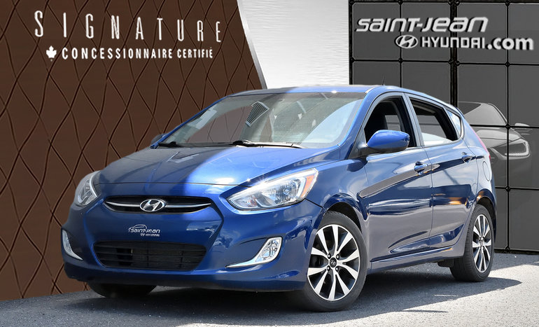 Hyundai ACCENT (5) SE / TOIT OUVRANT / MAGS 2016