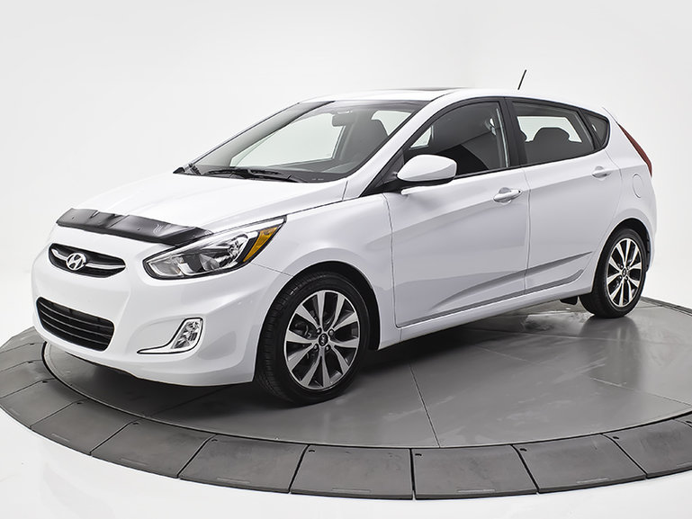 Hyundai Accent SE**TOIT OUVRANT, MAGS, BAS MILLAGE** 2017