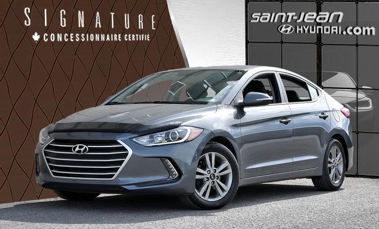 Hyundai ELANTRA GL SIÈGES CHAUFFANT / BLUETOOTH / 2017