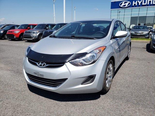Hyundai Elantra GL / SIÈGES CHAUFFANT 2013