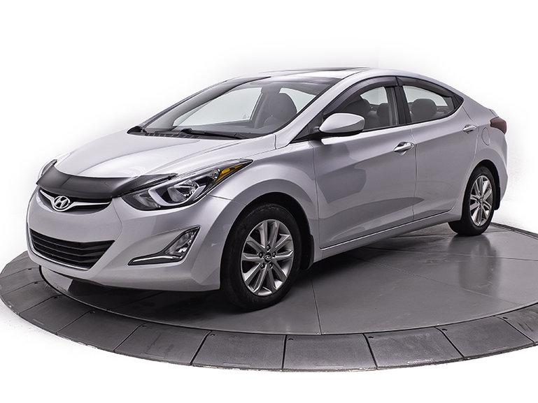 Hyundai Elantra GLS** TOIT OUVRANT, SIÈGES CHAUFFANTS, BLUETOOTH** 2014