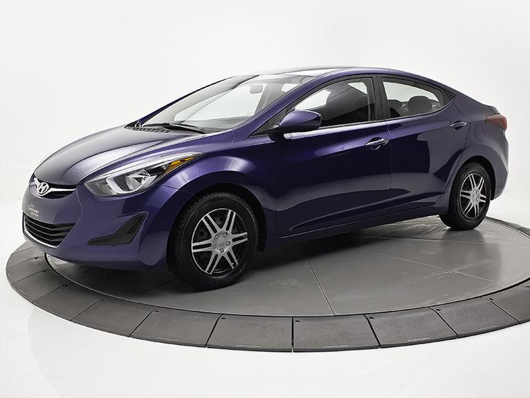 Hyundai Elantra GL + AUTO, SIEGE CHAUFFANT, A/C + 2015